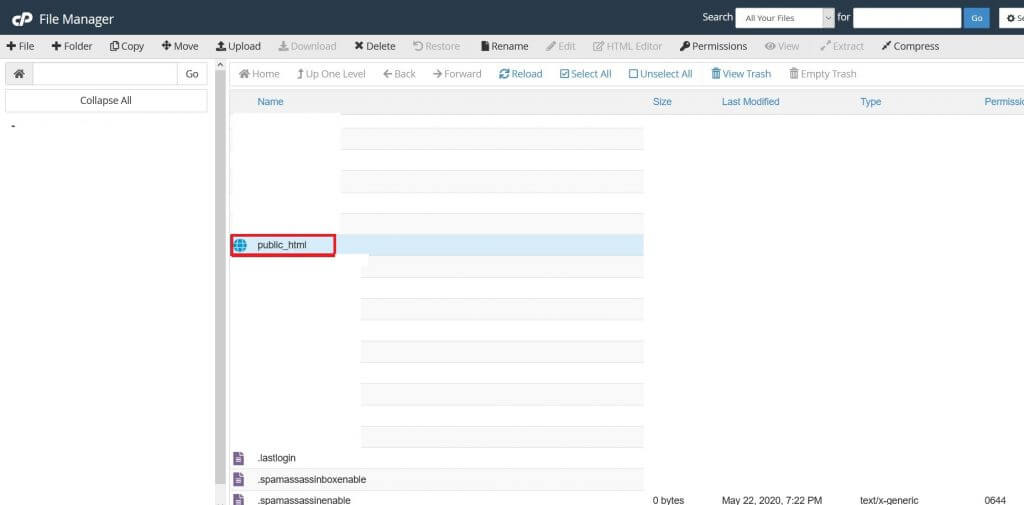how to install wordpress manually using cpanel